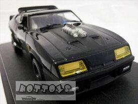 ミニカー 1/43 GREENLIGHT☆マッドマックス 「インターセプター」フォード XB ファルコン【限定品 予約商品】