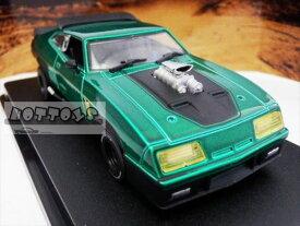 ミニカー 1/43 GREENLIGHT☆特別限定チェース品! マッドマックス 「インターセプター」フォード XB ファルコン【限定品】