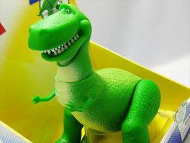 トイストーリー レックス / 巨大♪全長 20cm以上! ソフトプラスチック製なので、小さなお子様でも安心♪【予約商品】
