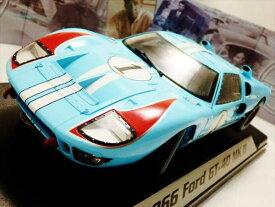 ミニカー 1/18 SHELBY COLLECTIBLES☆1966 フォード GT40 MK2 水色 フォードvs フェラーリ特別限定モデル!【予約商品】