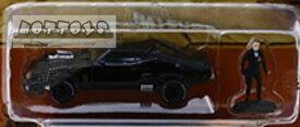 ミニカー 1/64 GREENLIGHT マッドマックス フィギュア付き インターセプターフォード XB ファルコン【限定品 予約商品】