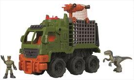 ジュラシックワールド 恐竜ハンター プレイセット!網を発射して恐竜を捕まえろ! MATTEL  ジュラシックパーク【予約商品】