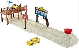 ミニカー カーズ おもちゃ 楽しいラミレスと、ビーチ走行トレーニグレースセット♪ カーズ おもちゃ【予約商品】