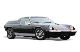 ミニカー 1/8 巨大超精密 1975 ロータス・ヨーロッパ TYPE74 JPS 黒【限定予約商品】