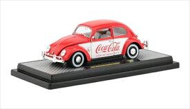 ミニカー 1/24 M2 machines☆1952 VW フォルクスワーゲン ビートル コカコーラ スプリットウィンドー 【予約商品】