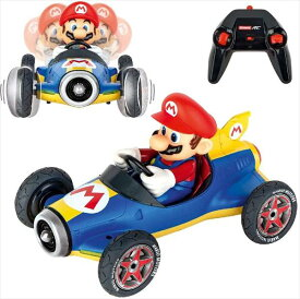 マリオカート ラジコン/Carrera 楽しい♪ラジコン マリオカート8 青色 【予約商品】 マリオ おもちゃ