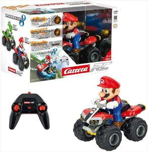 マリオカート ラジコン/Carrera 楽しい♪ラジコン マリオカート8 4輪バギー 【予約商品】 マリオ おもちゃ