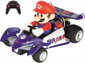 マリオカート ラジコン/Carrera 楽しい♪ラジコン マリオカート8 サーキットレーサー紫色 【予約商品】 マリオ おもちゃ