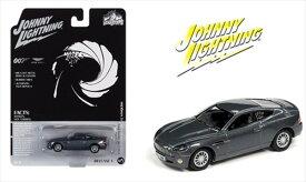 ミニカー 1/64 Johnny Lightning アストンマーチン ヴァンキッシュ 007ジェームズボンド ボンドカー ダイ・アナザーデイ【予約商品】