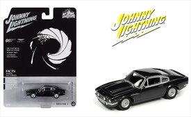 ミニカー 1/64 Johnny Lightning アストンマーチン V8 ヴァンテージ 007ジェームズボンド ボンドカー ノー・タイム・トゥ・ダイ【予約商品】