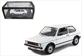 ミニカー■Norevノレブ■1/18 1977 フォルクスワーゲン ゴルフ GTI 白 Volkswagen Golf GTI 【予約商品】