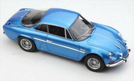 ミニカー NOREVノレブ ☆1/18 1971 ルノー アルピーヌ Renault Alpine A110 1600S ブルーメタ【予約商品】