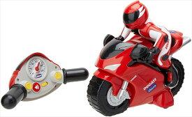 ラジコンバイク 楽しい♪ Ducatiドカティ かわいいラジコンバイク♪【予約商品】