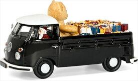 ミニカー 1/43 Schuco☆VW ワーゲンピックアップトラック クリスマス特別モデル♪ ワーゲンバス【予約商品】