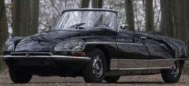 ミニカー NOREVノレブ 1/18 1968 シトロエン DS21 コンバーチブル 黒 1956 Citroen DS 21 Palm Beach 【予約商品】