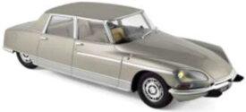 ミニカー NOREVノレブ 1/18 1969 シトロエン DS21 Lorraine Champagne 1969 Citroen DS 21 【予約商品】