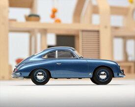 ミニカー 1/18 NOREVノレブ 1952 ポルシェ 356A クーペ ブルー色 【予約商品】