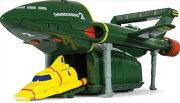 ミニカーCORGIコーギー◎サンダーバードTVシリーズ国際救助隊サンダーバード2号と4号のセット♪
