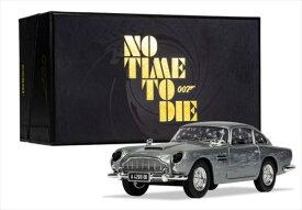 ミニカー  007 ノータイムトゥダイ アストンマーチン DB5 1/36 銃撃戦仕様 007ジェームズボンド ボンドカー 【予約商品】