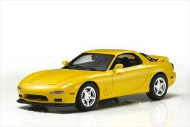 ミニカー 1/18 Ls Collectibles☆1994 マツダ RX7 黄色 ワイルドスピード【予約商品】
