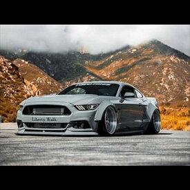 ミニカー 1/18 GT SPIRIT☆マスタング Ford Mustang by LB Works Nardo Grey【限定予約商品】