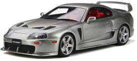 ミニカー Otto mobile 特別モデル◎1/18 トヨタ・スープラ 銀 3000 GT TRD Quick Silver Metallic clearcoat【予約商品】