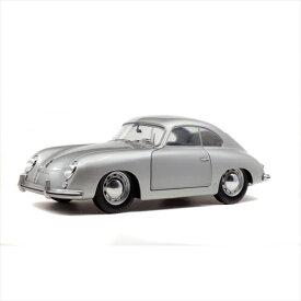 1/18 Solido☆1953 ポルシェ 356A 銀色 1953 Porsche 356 Pre-A【予約商品】