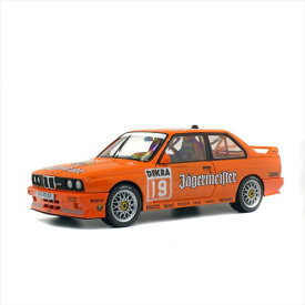 1/18 Solido☆BMW E30 M3 DTM - Armin Hahne #19 Jagermaester 1992【予約商品】