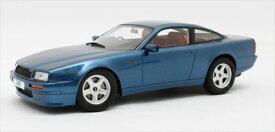 ミニカー 1/18 CULTMODELS  1988 アストンマーチン ヴィラージュ ブルー色【予約商品】