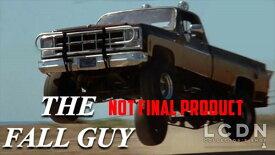 ミニカー アメ車 GREENLIGHT TVシリーズ「The Fall Guy Stuntman Association」登場 1982 GMC K-2500 Sierra Grande モンスタートラック モンスタージャム 【予約商品】