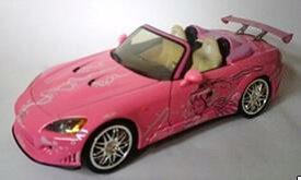 ワイルドスピードミニカー 1/43 GreenLight☆ワイルドスピード  ホンダS2000 ピンク【予約商品】ポイント5倍