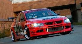 ワイルドスピードミニカー 1/43 GreenLight☆ワイルドスピード 赤 三菱ランサー エヴォリューション 2006【予約商品】