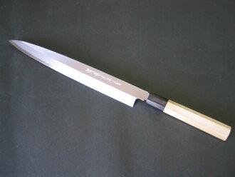 계미정사쿠모토하 파랑강끝이 뾰족한 회치는 칼 270 mm (왼손잡이용)