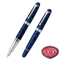 アウロラAURORA限定生産品88SigaroBlueシガロ・ブルー万年筆883-B