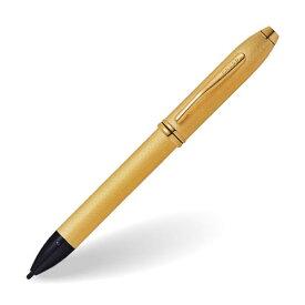 CROSS(クロス) タウンゼント ファインチップ eスタイラス ブラッシュト23金ゴールドプレート タッチペン AT0049-42