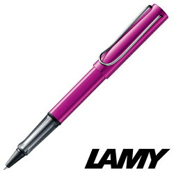 LAMYラミーアルスターヴァイブラントピンクローラーボールL399