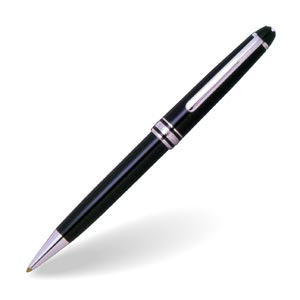 MONTBLANC(モンブラン) マイスターシュテュック プラチナライン クラシックP164 ボールペン 2866 名入れ・送料無料セット