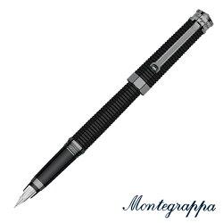 MONTEGRAPPA(モンテグラッパ)ネロウーノリネア万年筆ISNLC_AC