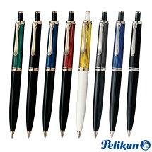 K400緑縞ボールペン
