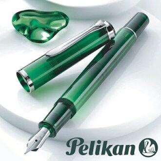 百利金 鋼筆 Pelikan Classic M205 Fountain Pen Olivine