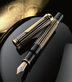 限定品PELIKANペリカン限定螺鈿万年筆M800輝かがやき