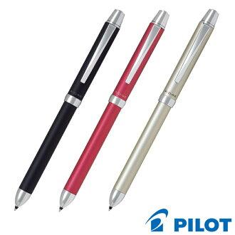 百樂文具 原子筆 PILOT 3-color Ballpoint Pen RiDGE BKTR-3SR