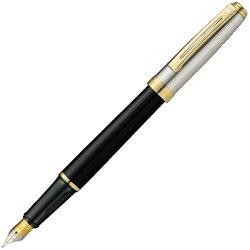 シェーファーSheafferプレリュード万年筆ブラックラッカーパラディウムN0337