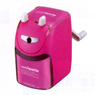 三菱 uni Palette手動鉛筆削り ピンク 手動シャープナー KH3326
