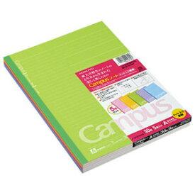 【コクヨ】【学習帳】キャンパスノート セミB5(ドット入り罫線) A罫7mm30行、30枚 1セット(5冊)