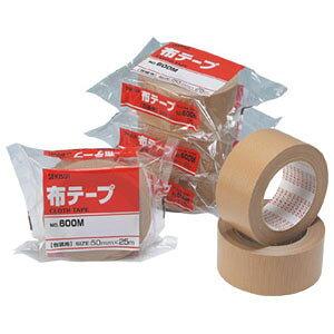 【セキスイ】 布テープ No.600M(50mm×25m)