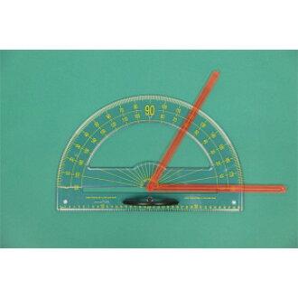 附帶供布告使用的角度結構量角器指示棒子的AP-40SB 532P17Sep16