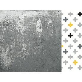 値下げ商品 パターンペーパーKAISERCRAFT Shine Bright:カナリア(P1752) 12インチ