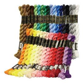 刺しゅう糸 5番 32色セット 手芸