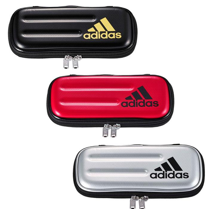 【三菱鉛筆】アディダス ペンケース セミハードタイプ 筆箱 筆入れ adidas PT-1502AI04